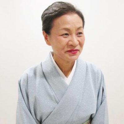 日本舞踊レッスン講師 市川壽紅