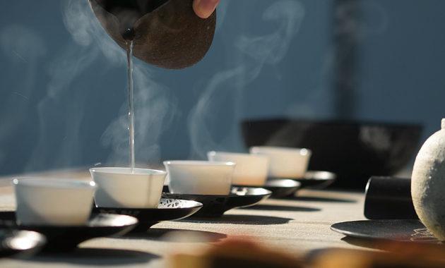 日本茶教室 ほうじ茶の煎れ方