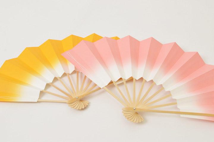 日本舞踊レッスンの持ち物扇子